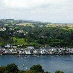 Fowey - Bodinnick - Cornwall