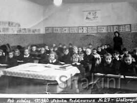 Schulklasse von Schwester Halinka 🏫 Wałbrzych