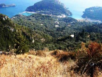 Trampelfad - Korfu