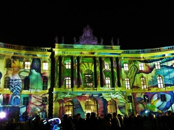 Humbold Universität am Bebelplatz