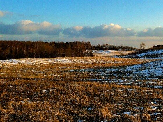 Winterromantik - Hahneberg - Berlin-Staaken