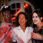 Sven als Zombie - Halloven Party