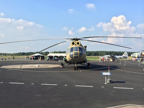 Mehrzweckhubschrauber UdSSR - Mil Mi-8T (NATO-Code: Hip)