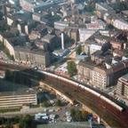 Berliner Fernsehturm - Panorama - 1988 Ost-Berlin