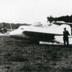 Erster Flug des ersten Düsenflugzeugs der Welt DFS 194 - 1940 Peenemünde