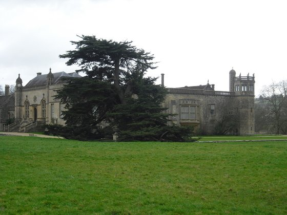 Lacock Abbey - Kloster in England